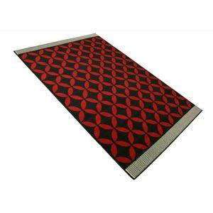 tapis salon 140x200 achat vente tapis salon 140x200 pas cher cdiscount. Black Bedroom Furniture Sets. Home Design Ideas