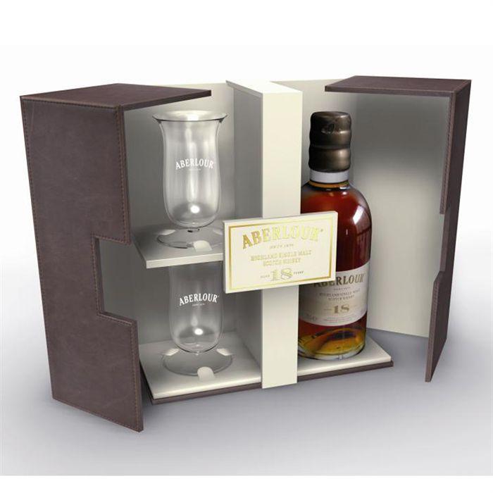 coffret aberlour 18 ans 2 verres riedel achat vente whisky aberlour 18 ans coffret cdiscount. Black Bedroom Furniture Sets. Home Design Ideas