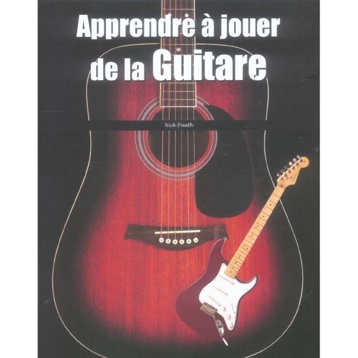 apprendre a jouer de la guitare achat vente livre. Black Bedroom Furniture Sets. Home Design Ideas
