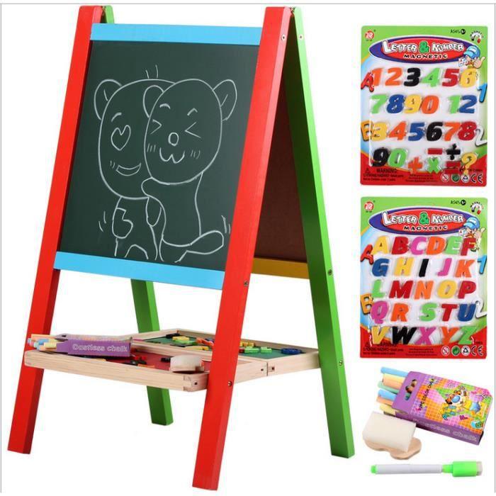 Tableau en bois pour des enfants achat vente tableau - Tableau enfant bois ...