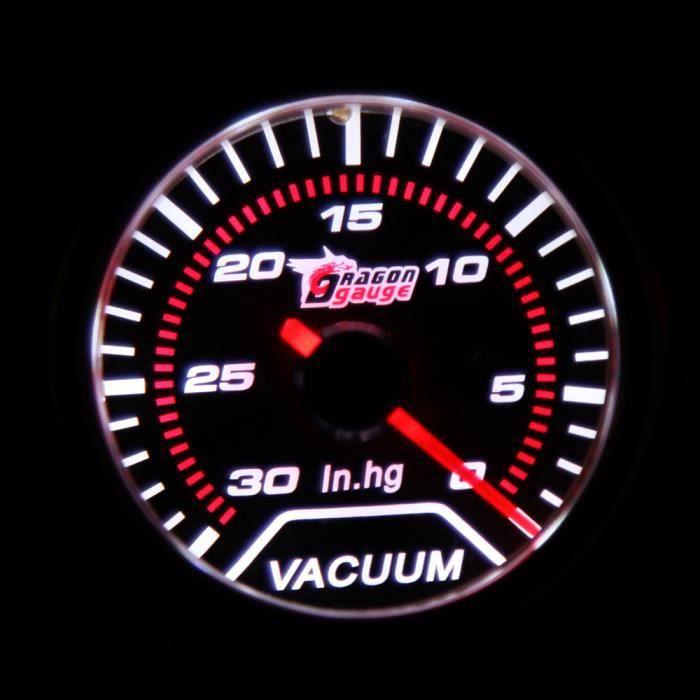 voiture moteur universel fume len 2 52mm 30 0 in hg indicateur manom tre achat vente. Black Bedroom Furniture Sets. Home Design Ideas