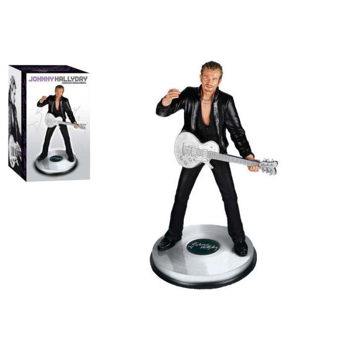 figurine johnny hallyday guitare achat vente figurine personnage cdiscount. Black Bedroom Furniture Sets. Home Design Ideas