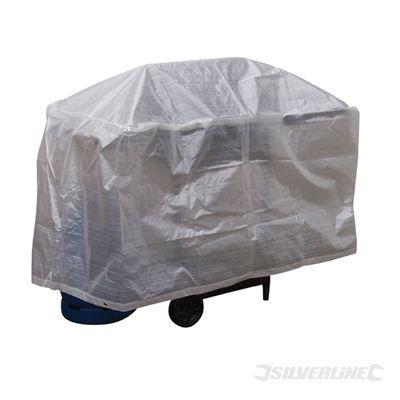 Housse de protection impermeable pour barbecue 122 x 71 x - Housse de protection barbecue ...