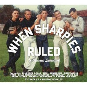 CD POP ROCK - INDÉ When Sharpies Ruled : A Vicious Selection by Compi