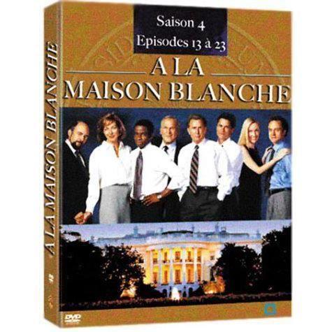Dvd a la maison blanche saison 4 partie 2 en dvd s rie for A la maison blanche saison 3