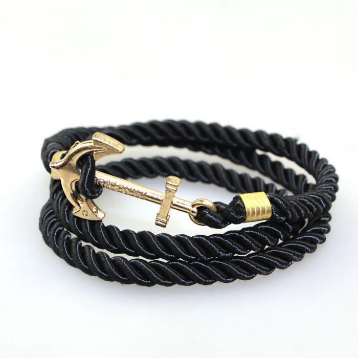 bracelet ancre marine femme pas cher. Black Bedroom Furniture Sets. Home Design Ideas