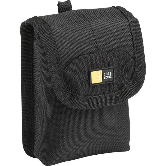 Case logic pvl 201 noir housse appareil photo achat for Housse appareil photo compact