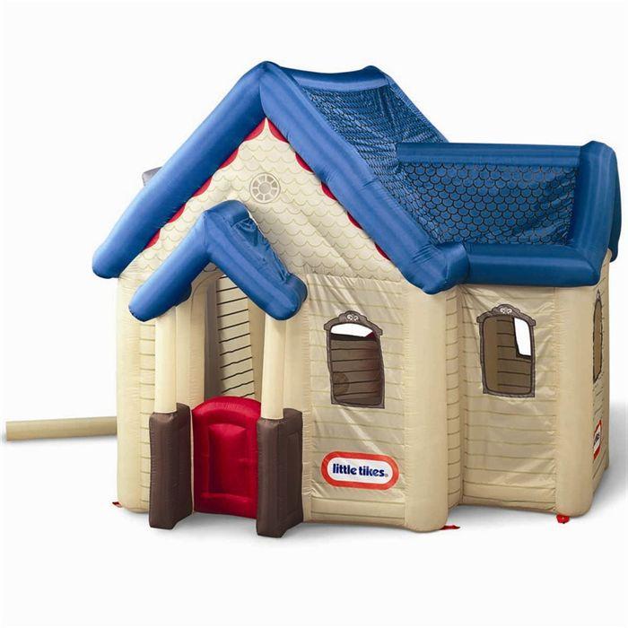 little tikes maison gonflable achat vente aire de jeux gonflable cdiscount. Black Bedroom Furniture Sets. Home Design Ideas