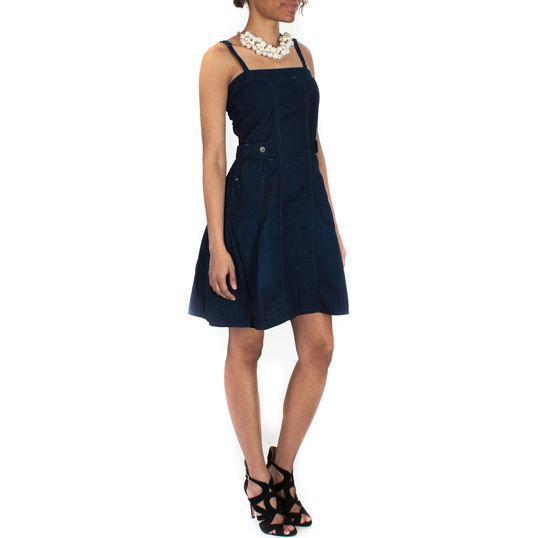 Star Lauren Dress wmn Dar? Bleu foncé Achat / Vente robe Robe G