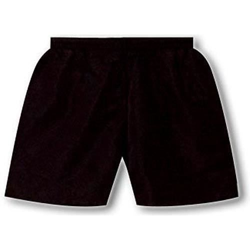Cale on de bain ilo ilo noir achat vente maillot de for Calecon avec slip interieur