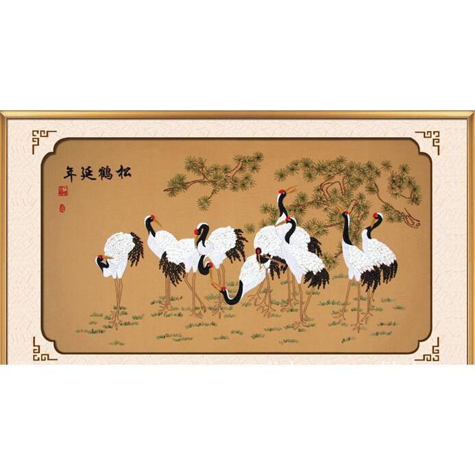 Cute Embroidery Peinture Pour Chambre Pas Cher65 110 Achat Vente Autres Peintures Cute