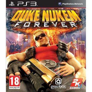 JEU PS3 DUKE NUKEM FOREVER / Jeu console PS3