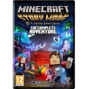 JEU PC NOUVEAUTÉ Minecraft Story Mode Complete Edition Jeu PC