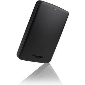Toshiba Disque Dur CANVIO BASICS 2.5 2To Noir