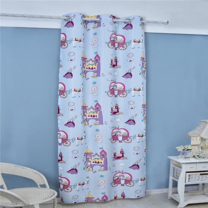 rideau le petit prince achat vente rideau le petit prince pas cher les soldes sur. Black Bedroom Furniture Sets. Home Design Ideas