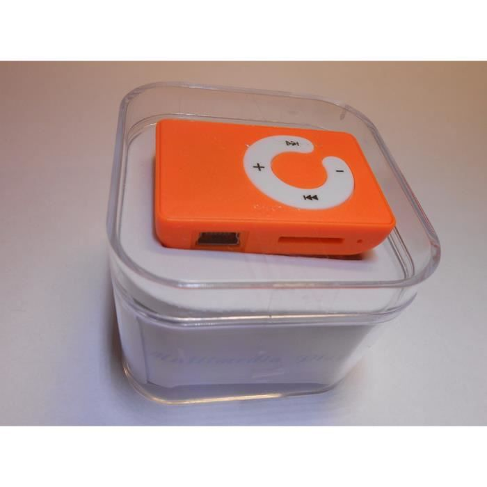 Lecteur mp3 sd orange lecteur mp3 avis et prix pas cher cdiscount - Cdiscount lecteur mp3 ...