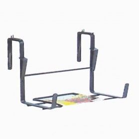 Support jardini re fixation r glable 0 16 5 cm achat vente jardini re - Fixation jardiniere fenetre ...