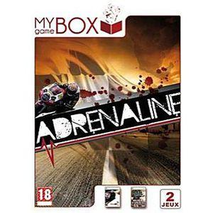 JEUX XBOX 360 MY GAME BOX ADRENALINE / Jeu console XBox360