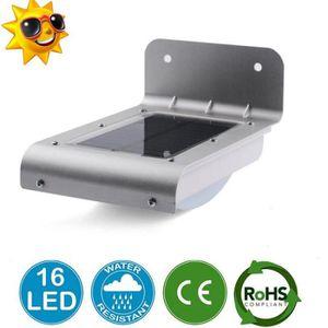 lampe led solaire detecteur de mouvement achat vente lampe led solaire detecteur de. Black Bedroom Furniture Sets. Home Design Ideas