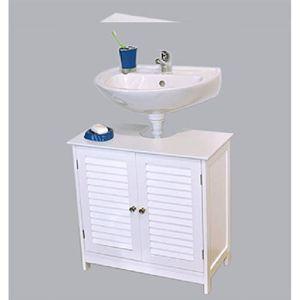 meuble sous lavabo achat vente meuble sous lavabo pas cher cdiscount page 3. Black Bedroom Furniture Sets. Home Design Ideas
