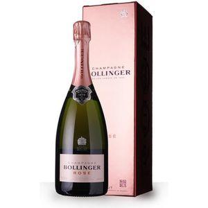 CHAMPAGNE Bollinger Brut Rosé 75cl - Etui - Vins Effervescen
