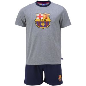CHEMISE DE NUIT Pyjashort Barça - T-shirt + short - Collection off