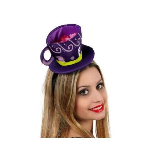 Bibi tasse alice aux pays des merveilles achat vente chapeau - Tasse alice aux pays des merveilles ...