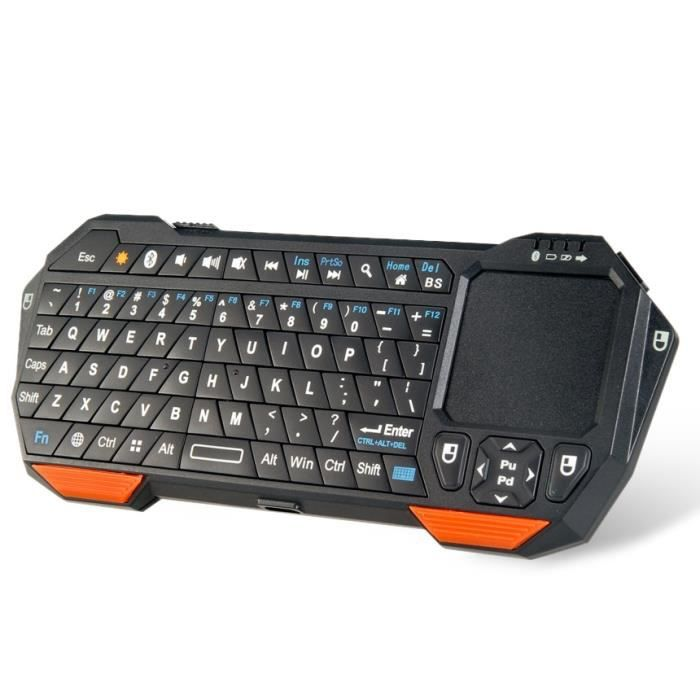 Clavier is11 bt05 mini bluetooth sans fil avec pav tactile noir r cepteur d codeur avis - Recevoir tnt avec parabole sans decodeur ...