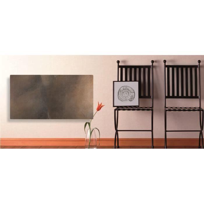 radiateur lectrique valderoma 2000w sable lunaire achat vente radiateur panneau radiateur. Black Bedroom Furniture Sets. Home Design Ideas