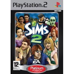 JEU PS2 LES SIMS 2 Platinum / JEU CONSOLE PS2