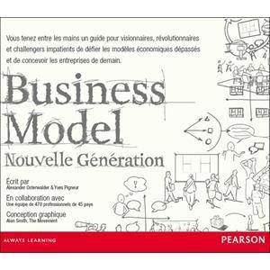 LIVRE GESTION Business Model nouvelle génération