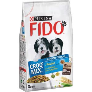 nourriture pour chien fido achat vente nourriture pour chien fido pas cher cdiscount. Black Bedroom Furniture Sets. Home Design Ideas