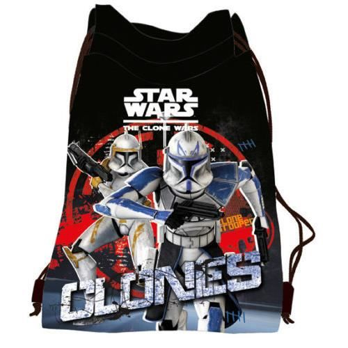 Star wars clone wars sac a dos piscine ecole sport achat for 42 ecole piscine