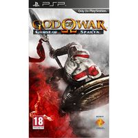 God of War:Ghost of Sparta / Jeu console PSP
