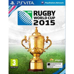 JEU PS VITA Rugby World Cup 2015 Jeu PS Vita