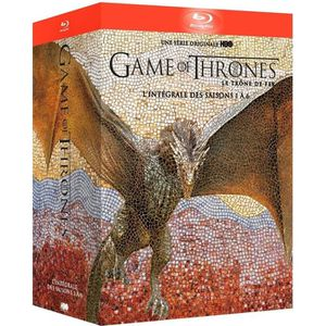BLU-RAY SÉRIE Blu-ray Game of Thrones (Le Trône de Fer) - L'inté