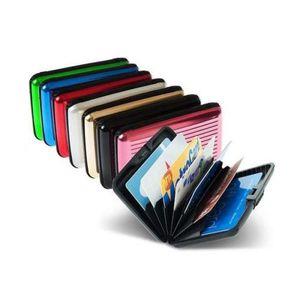 porte carte bancaire aluminium achat vente porte carte bancaire aluminium pas cher cdiscount. Black Bedroom Furniture Sets. Home Design Ideas