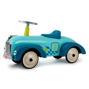 PORTEUR - POUSSEUR BAGHERA Speedster Pacific Blue