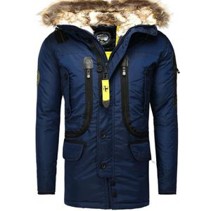 PARKA Parka hiver Geographical Norway Parka Collusion bl