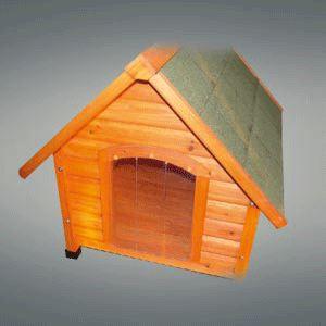 Porte pvc pour niche toit pointu t2 achat vente for Achat porte pvc