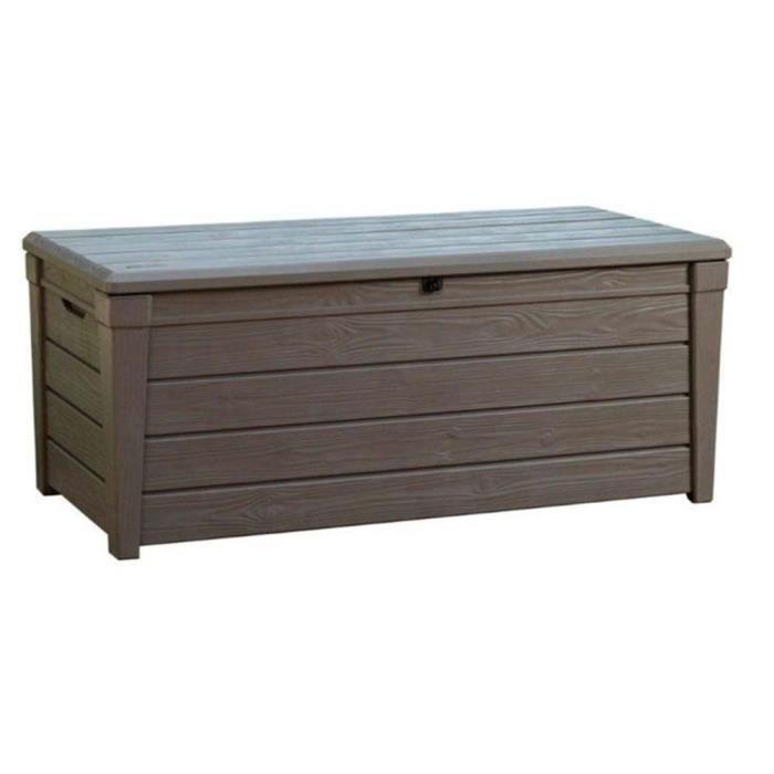 coffre santiago 145 x 70 x 60 cm achat vente petit rangement 6037657325877 cdiscount. Black Bedroom Furniture Sets. Home Design Ideas