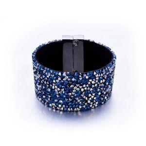 Bracelet swarovski bleu achat vente pas cher cdiscount - Bracelet slake swarovski pas cher ...