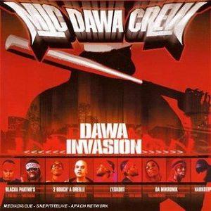 CD RAP - HIP HOP Dawa Invasion [CD] Mic Dawa Crew …