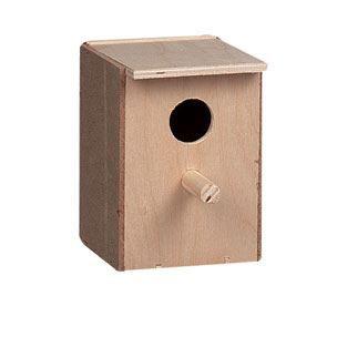 niche en bois pour oiseaux achat vente niche niche en bois pour oiseaux cdiscount. Black Bedroom Furniture Sets. Home Design Ideas