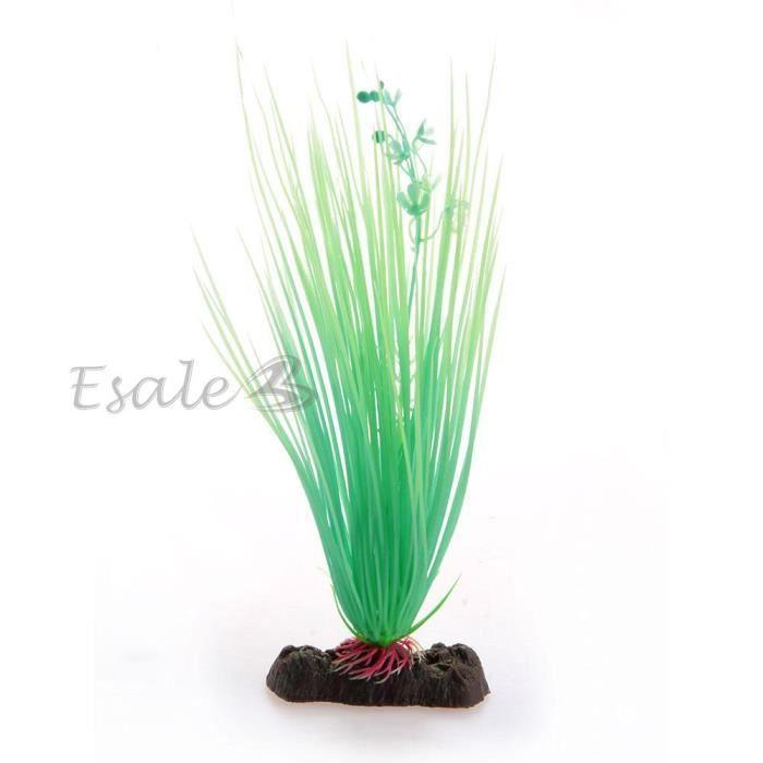plante herbe artificielle aquatique noctiluque achat vente d co v g tale racine plante. Black Bedroom Furniture Sets. Home Design Ideas
