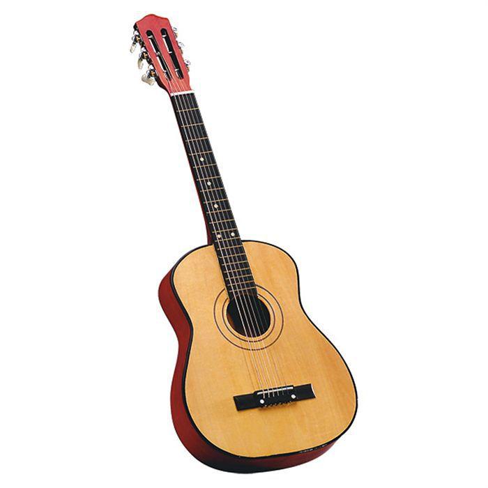 guitare en bois 78 cm achat vente instrument de. Black Bedroom Furniture Sets. Home Design Ideas