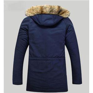 manteau homme col fourrure achat vente manteau homme col fourrure pas cher cdiscount. Black Bedroom Furniture Sets. Home Design Ideas