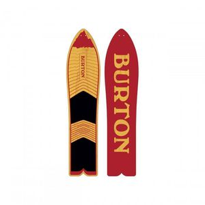 PLANCHE DE SNOWBOARD Planche De Snowboard Burton The Throwback
