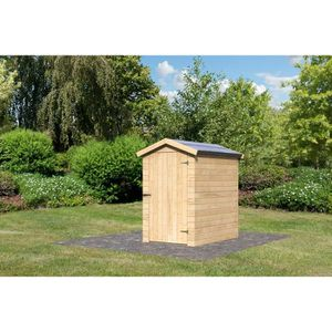 abris de jardin 14m2 achat vente abris de jardin 14m2 pas cher cdiscount. Black Bedroom Furniture Sets. Home Design Ideas