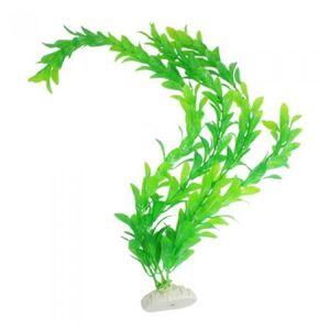 Sourcingmap plante d corative en plastique pour aquarium for Plante decorative